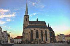 Plzeň Notre Dame, Building, Travel, Viajes, Buildings, Traveling, Trips, Tourism, Architectural Engineering