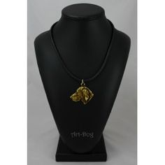 Necklace gilded with gold trial 999 (2)