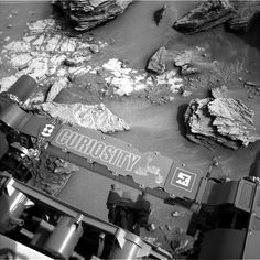 WIRED Space Photo of the Day for December 2014 | WIRED This image was taken by Navcam: Left B (NAV_LEFT_B) onboard NASA's Mars rover Curiosity