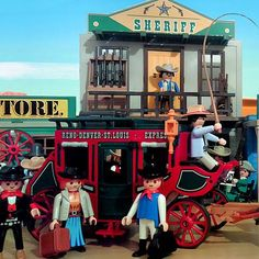 #playmobil #western