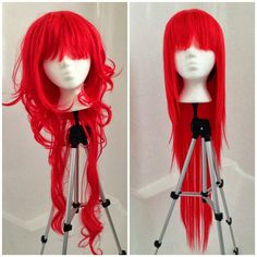 Alexa's Style Blog: How to Straighten a Synthetic Wig Using the Hot Water Method