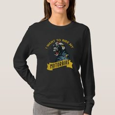 I want to ride my  Motorbike T-Shirt   biker ideas, dirt track racing quotes, jet ski quotes #bikesoul #bikerslifestyle #bikerslife, 4th of july party Tips Fitness, Fitness Models, Biker Outfits, Skiing Quotes, Biker Baby, Biker Quotes, Dirt Track Racing, Cycling Tips, Biker T Shirts