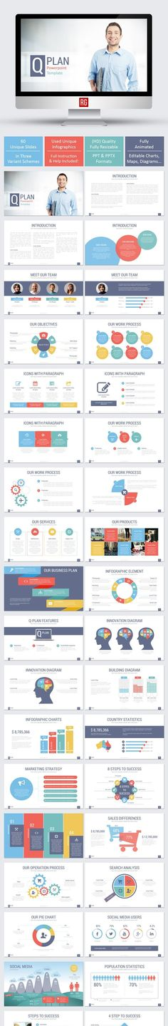 best multipurpose powerpoint templates, best powerpoint templates - business plan spreadsheet template excel