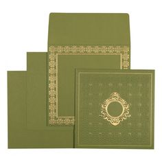 Indian Wedding Invitations - IN-1579