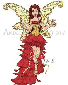 """❤️""""Art Nouveau"""" Series so far❤️ by Andrea Meier This super detailed, awesome and lovely collection is commissioned by Disney Princess Fashion, Disney Princess Pictures, Disney Princess Belle, Disney Princess Dresses, Disney Pictures, Disney Beauty And The Beast, Disney And More, Disney Dream, Disney Love"""