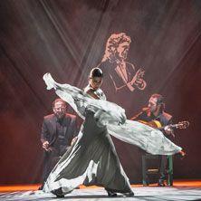 L' 8 e il 9 marzo 2016 all'Auditorium Concilizione di Roma, la celebre ballerina Sara Baras, racconta la storia del flamenco rendendo omaggio ai grandi artisti del passato! Acquista ora il tuo biglietto su TicketOne.it!