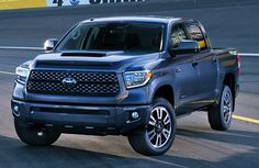 2018 Toyota Tundra Trd Sport and Spec - Although it's ...
