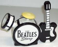 @Billie Glor ~ Beatles Tea pot! ~ Tea pots are whimiscal.  It is always important to laugh and have a sense of humor.