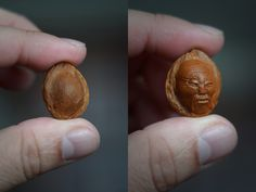 apricot pits carving