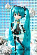 "Pullip Vocaloid Hatsune Miku Groove 12"" fashion doll in USA"