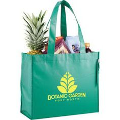 Our logo on a reusable shopping tote, showing patients we are green minded Business Gifts, Business Names, Creative Business, Corporate Gifts, Corporate Events, Mini Flashlights, Trade Show Giveaways, Branded Gifts, Sachets