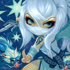 Jasmine Becket Griffith Ninja Fairy