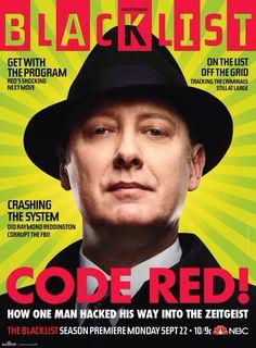 James Spader - Wired Mag Mock Cover
