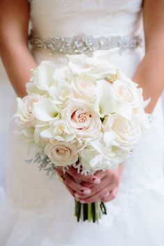 #Bouquet - So Velvety! See the wedding on SMP - http://www.stylemepretty.com/california-weddings/san-diego/2013/11/25/san-diego-wedding-at-the-prado-from-heidi-o-photo-first-comes-love/ Photography: heidi-o-photo |