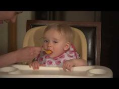 How to Make Homemade Baby Food - Video from Iowa State University Extension