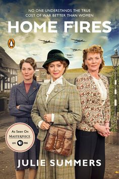 HOME FRIES by Julie Summers -- Soon to be a PBS Masterpiece series starring Samantha Bond (Downton Abbey) and Francesca Annis (Cranford)