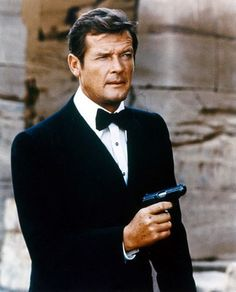 James Bond actor, Sir Roger Moore has died. The actor died at the age of The former bond's star died in Switzerland at the age of 89 after a sho James Bond Actors, Actor James, James Bond Movies, 007 Actors, Roger Moore James Bond, Detective, Bond Series, Spy Who Loved Me, Timothy Dalton