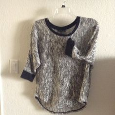 Adorable New Apt9 sweater gray, XL New with tags Xl Gray Apt 9 sweater pull over Apt. 9 Sweaters Crew & Scoop Necks