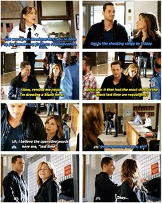 Jay Halstead and Erin Lindsay = #Linstead- Chicago PD