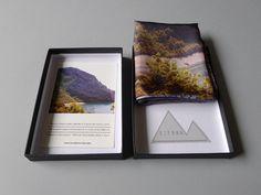 PACKAGE  Sierra 4 - 43x43 Silk scarf - Digital printed - Hand stitched. $48.00, via Etsy.