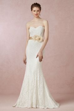 Seraphina Gown in Bride Wedding Dresses at BHLDN