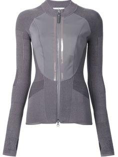 Adidas By Stella Mccartney knit cool jacket in Knit