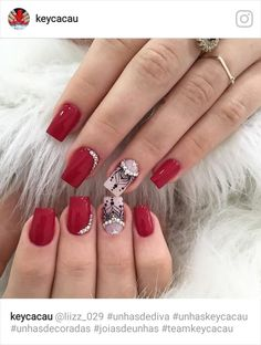 Luxury Nails, Manicure And Pedicure, Toe Nails, Beauty Nails, Nail Art Designs, Ideas, Fashion, Nail Design, Nail Jewels