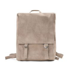 ON SALE 30% Leather backpack Laptop bag Satchel by KisimBags