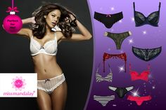 Miss Mandalay Lingerie Voucher