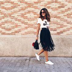 10 Looks En Blanco Y Negro Que Puedes Probar Ahora Mismo | Cut & Paste – Blog de Moda