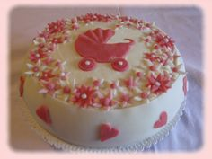 La Prima Torta Commissionata Da Estranei Per Un Baby Shower Party Di  cakepins.com
