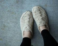 Crochet Pattern Perfect Little House Slipper