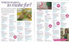 Craftseller: Which charity to make for? (July 2012)
