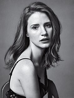 jessica chastain most recently blew my mind in Zero Dark Thirty, but it is just wonderful in general to see her getting the attention she so greatly deserves.