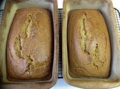 DIY Pumpkin Bread with Berry Butter recipe.