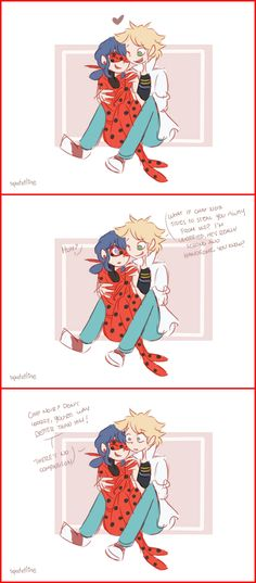 Marinette....DId you just?