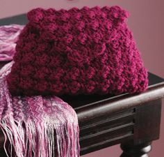 20 Free Patterns for One Skein Projects