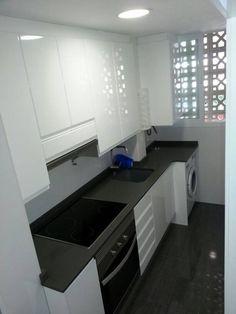 Reforma cocina apartamento cullera valencia