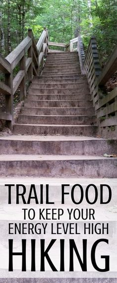 Trail food for energy when hiking. You need energy snacks when hiking trails! Here are easy prep hiking food ideas for snacks to pack in your backpack along with your hiking gear when you hit the trails or when you go camping outdoors! Camping Hacks, Cheap Camping Gear, Camping Diy, Camping And Hiking, Camping Meals, Camping Outdoors, Camping Equipment, Camping Trailers, Camping Spots