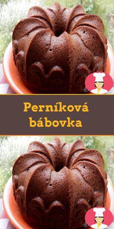 Perníková bábovka Kakao, Muffin, Pudding, Cookies, Chocolate, Breakfast, Desserts, Food, Recipes