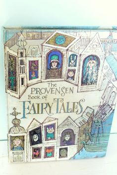 the provensen book of fairytales