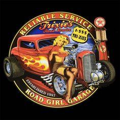 Homme Hotrod 58 Hot Rat Rod Muscle Débardeur Tank Top voiture américaine Devil Race 109