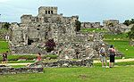trip to tulum ruins