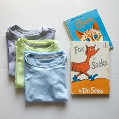 Pack of 3 Perfect T's