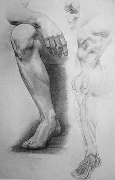 ♔ ART: Academic drawing