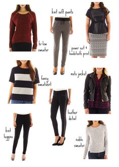 Fall Fashion Trends | TheNoshery.com | @jcpenney #jcpambassador #bh #ad