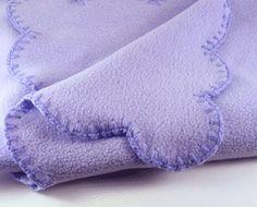 fleece baby patterns