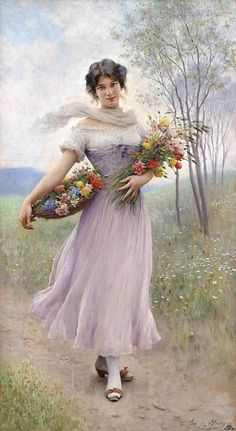 Viktor Schramm. 1865 - 1929 Viktor Schramm biography  Viktor Schramm was a painter and illustrator who worked in Poplet, near Orsova, in Romania. He was born on 19th May 1865 in Orsova and later moved to Germany to study at the Academy in Munich.