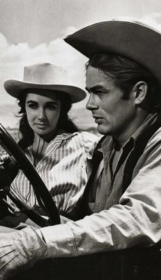 "Elizabeth Taylor once said about Dean, ""My memories of him are very happy, I loved him a lot."""