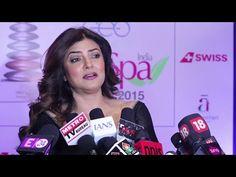 Sushmita Sen looks SUPER GORGEOUS at Aisa Spa Awards 2016.